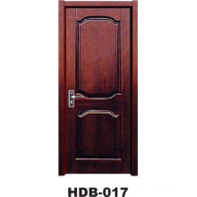 Wood Door (HDB-017)