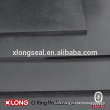 Black general purpose eco-friendly rubber sheet