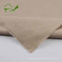 Tela tejida de lona lisa de algodón 10s