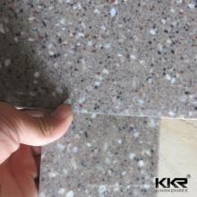 königliche feste Oberfläche kultivierte Marmorduscheinfassung