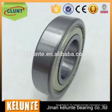 Roulement de matériau de rangée NTN 3201 palier de contact angulaire pour broches d'outil machine