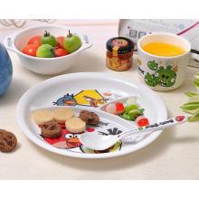 (BC-MK1018) Fashinable дизайн многоразового меламина 4PCS Kids Cute ужин набор