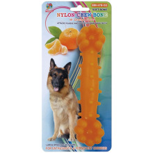 "Percell 7,5 ""Nylon Dog Chew Bone Orangenduft"