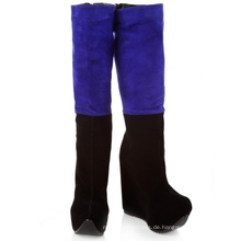 Kniehohe Stiefel für Frauen (HCY02-860)