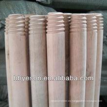 Palos de madera naturales de la escoba de 2.5 * 120cm