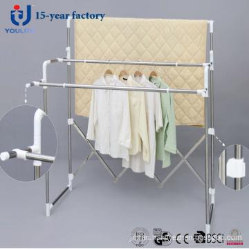 4 Bar Adjustable Garment Hanger