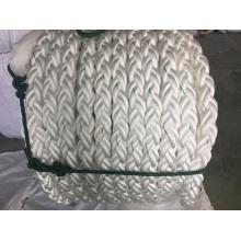 8-Strand Fiber Ropes Cuerda de amarre PP Cuerda de poliéster Rope Nylon Rope