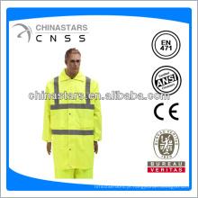 EN471 / ANSI alto viz amarelo capa clássica