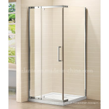Armário de chuveiro de aço inoxidável de design luxuoso 2014 (LTS-027)