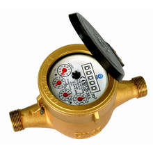 Contador del agua volumétrico del pistón (PD-COSUDE-E3-E3)