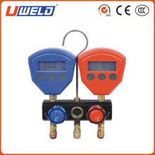 Portable Refrigerant Manifold Gauge Kit