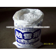 74% Calcium Chloride price with high quality