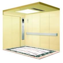 Bett Aufzug mit 2p Seitenöffnung Tür 1600kg