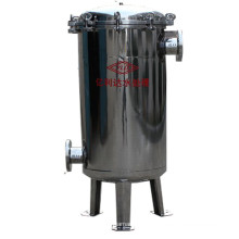 Liquid Filteration Security Filter 0.45 Um Pleated Polypropylene