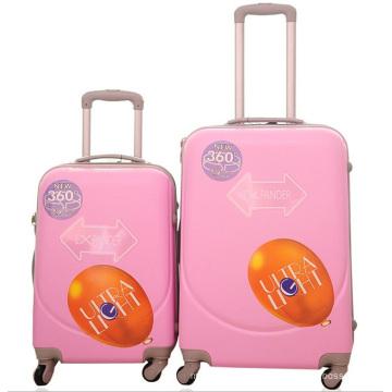 Мода дешевые ABS Hardside путешествия тележка Luggag