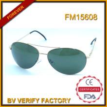 FM15608 2016 новый дизайн высокое качество металла солнцезащитные очки
