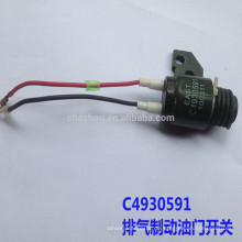 Heißer Verkauf DCEC Drosselklappe C4930591