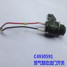 Hot sale DCEC throttle valve C4930591