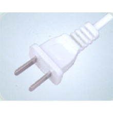China CCC 2 Pin Power Plug PBB-6