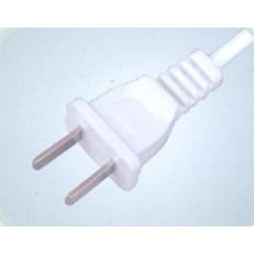 China CCC 2 Pin Power Plug PBB-6
