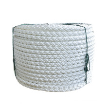 3 Strand Twisted Float PP Rope White Polyester Rope for Packaging