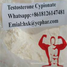Cypionate d'essai injectable / poudre crue stéroïde crue de Cypionate de testostérone de testostérone