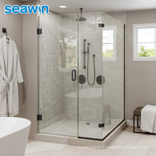 Customized Bathroom Luxury Douche Cabine Wet Cabin Tempered Glass Full Enclosures Shower Rooms