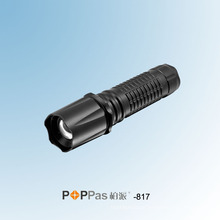 150lm Lanterna elétrica do diodo emissor de luz do zumbido do CREE Xr-E Q5 (POPPAS -817)