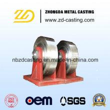 Aço de carbono OEM por estampagem para peças de motocicleta