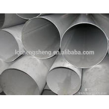 black ERW steel pipe from Chengsheng steel