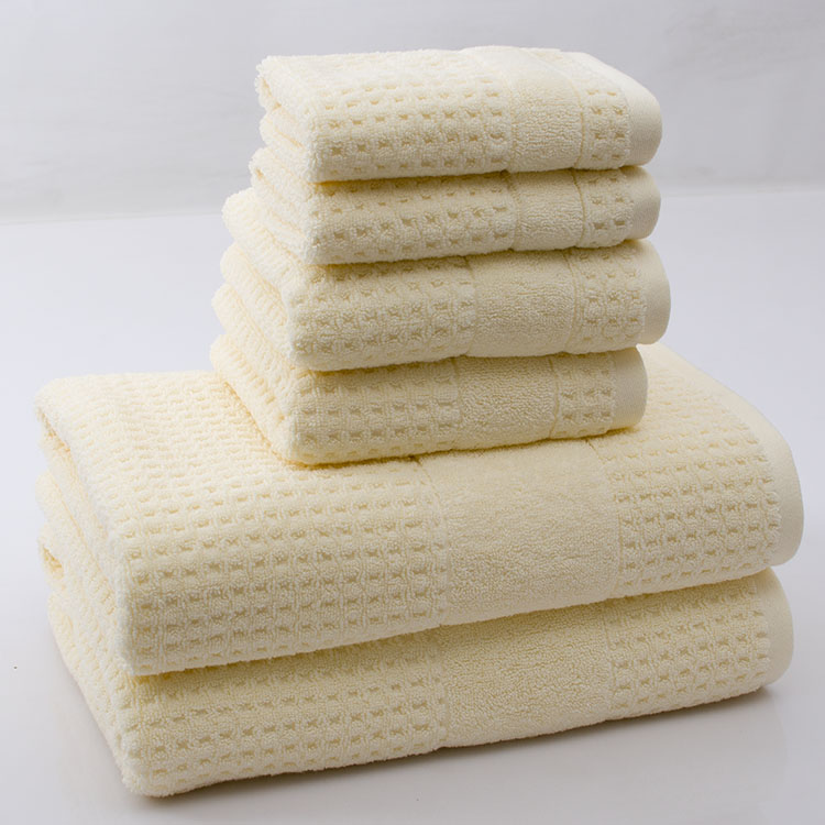 Pure Cotton Set Towels