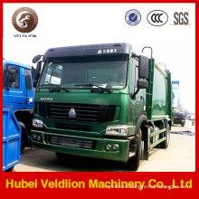 Sinotruk HOWO 4*2 12m3 Compactor Garbage Truck