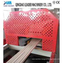 PVC Six Profiles Production Line/Profile Production
