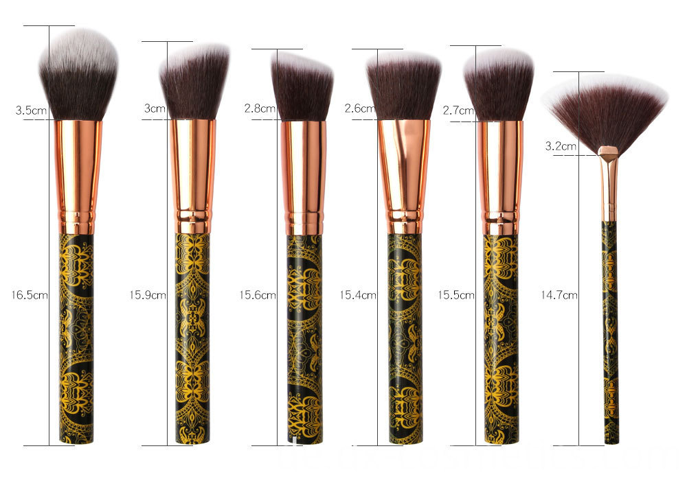 8 Pcs Eye Makeup Brushes Set 6-2