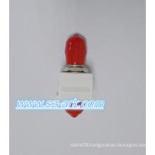 St Singlemode Simplex Keystone Insert Kits Fiber Optic Adapter