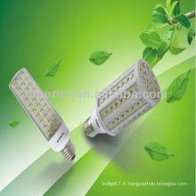 Vente chaude 12w DC12v e27 e26 b22 led lumière solaire