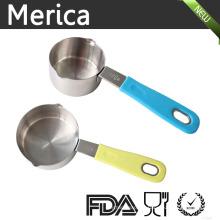 Update International Set of 4 Stainless Steel Measuring Spoons