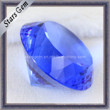 Сине-голубой кристалл