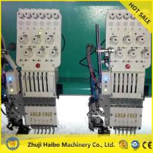 machine de broderie plate pour machine à broder plat vente avec machines de broderie plate de 15 têtes