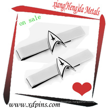 Promotion New Products Fashion Tie Bar and Tie Clip for Wholesale (XDTB-001)