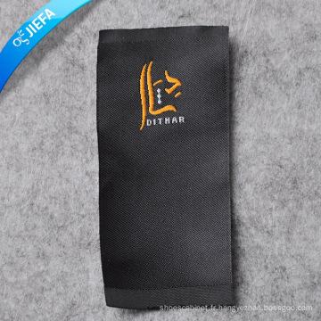 Étiquette et étiquette de taille de col de chemise de vente chaude personnalisée