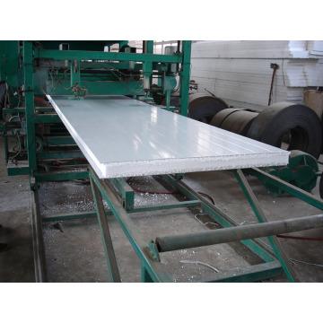 ISO9001:2008 Ligne de panneaux sandwich