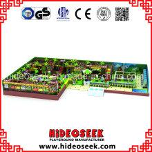 Indoor-Spielplatz Lösung Soft Play Equipment