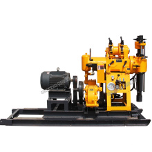 HW190 portable tractor mounted min idiesel drive hydraulic water drilling rig