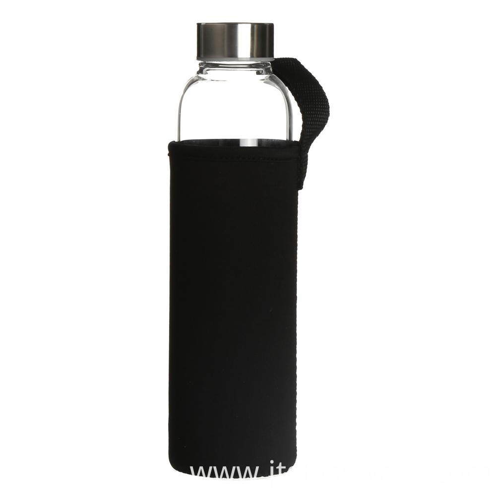 Voss Glass Water Bottle