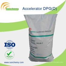 Acelerador de Borracha de Primeira Classe DPG / D