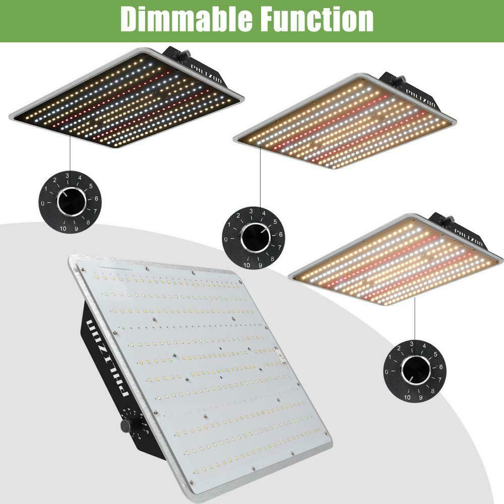 Dimmable Grow Light