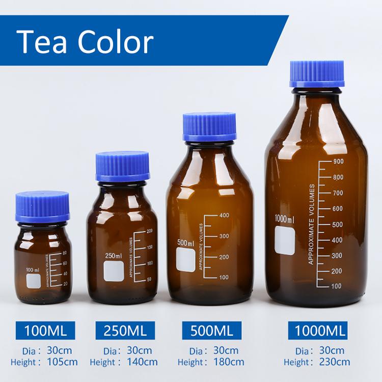 Glass Reagent Bottle 5