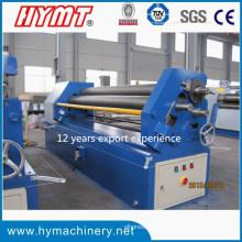 W11f-6X2000 Electrice Typ 3 Rollen-Stahlplatten-Biegemaschine