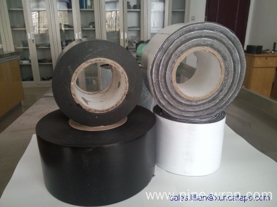 prefabricated polyolefin tape coating system